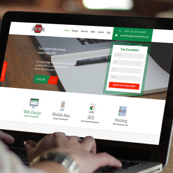 Redgate Solutions