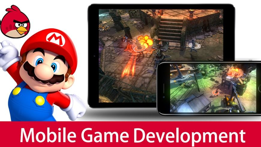 Top 7 Mobile Game Development Trends in 2018