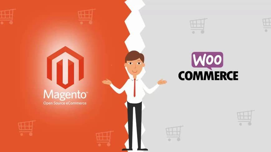Magento Vs WooCommerce – Which is the best eCommerce platform for your Online Store?