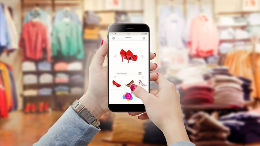 How AI play a crucial role in eCommerce app development?