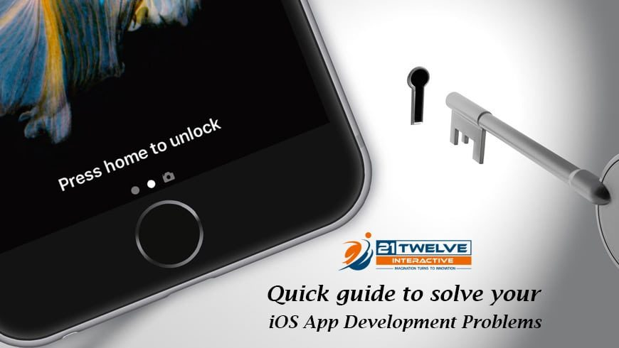 Here is the quick guide to solve your iOS app development problems