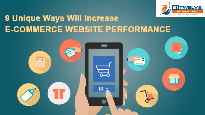 9 Unique Ways Will Increase eCommerce Website Performance
