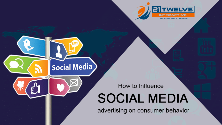 How to Influence Social Media advertising on consumer behaviour