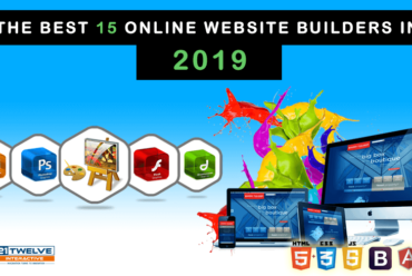 The Best 15 online Website Builders in 2019