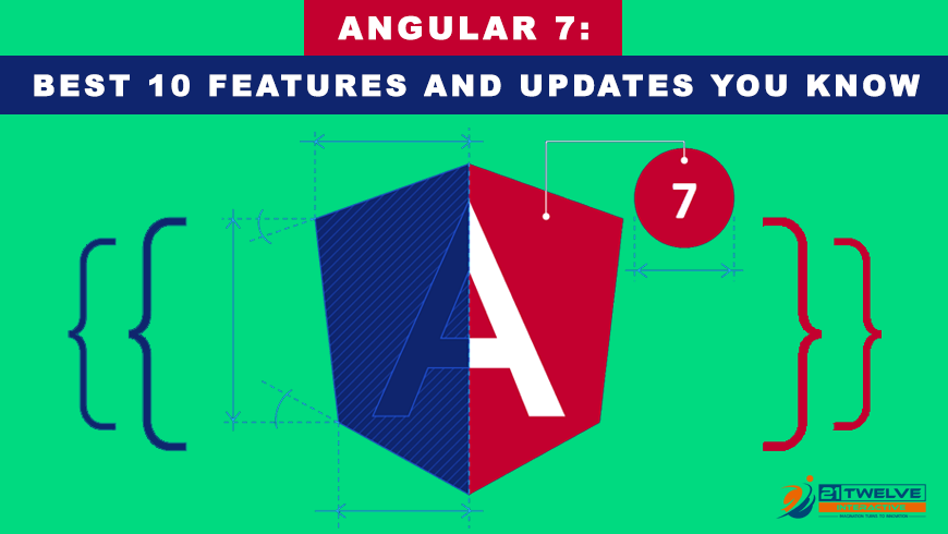 Angular 7: Best 10 features and updates you know