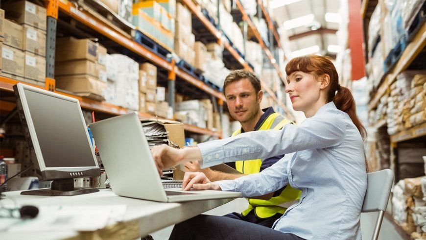 How technologies helped logistics in systematizing and simplify their services?