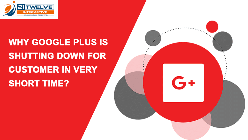 Google Plus is Shutting Down on 2nd April 2019 – Latest News