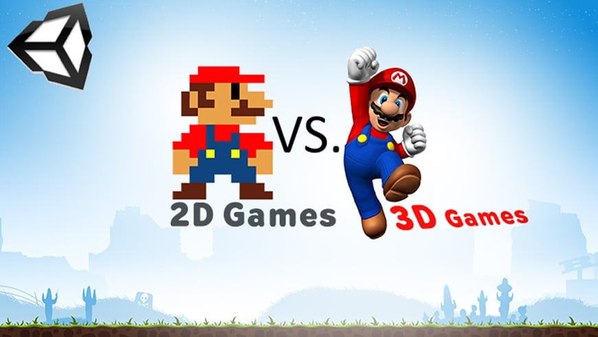 3D and 2D Game Development