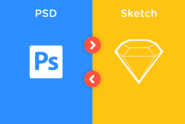 Things to Consider While Convert Sketch File to PSD?