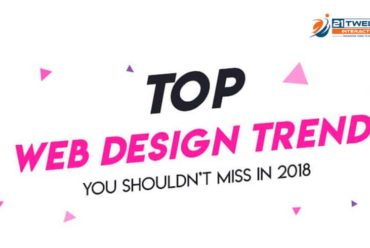 Top 10 Web Design Trends in 2018