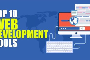 Top 10 list of web development tools and frameworks evolve quickly