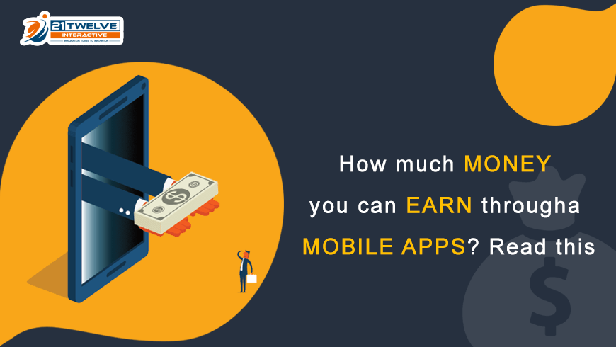 How much money you can earn through a mobile apps? Read this