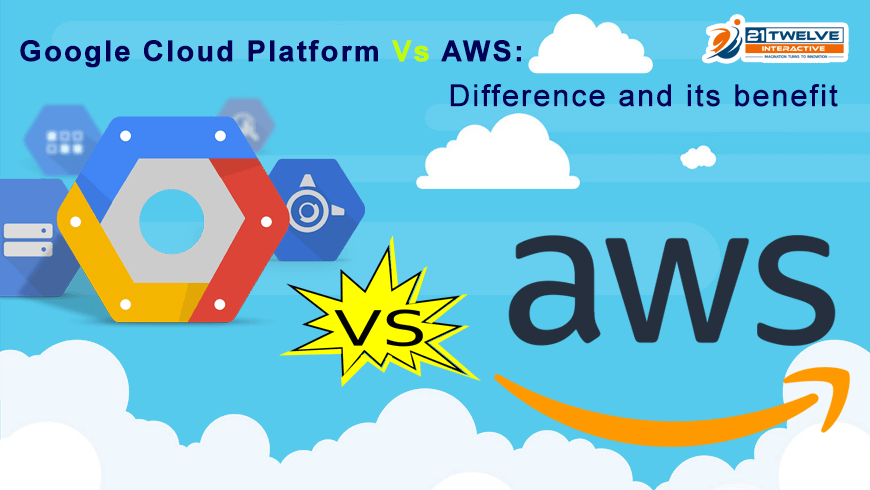 Google Cloud Platform vs AWS: Difference and its benefit