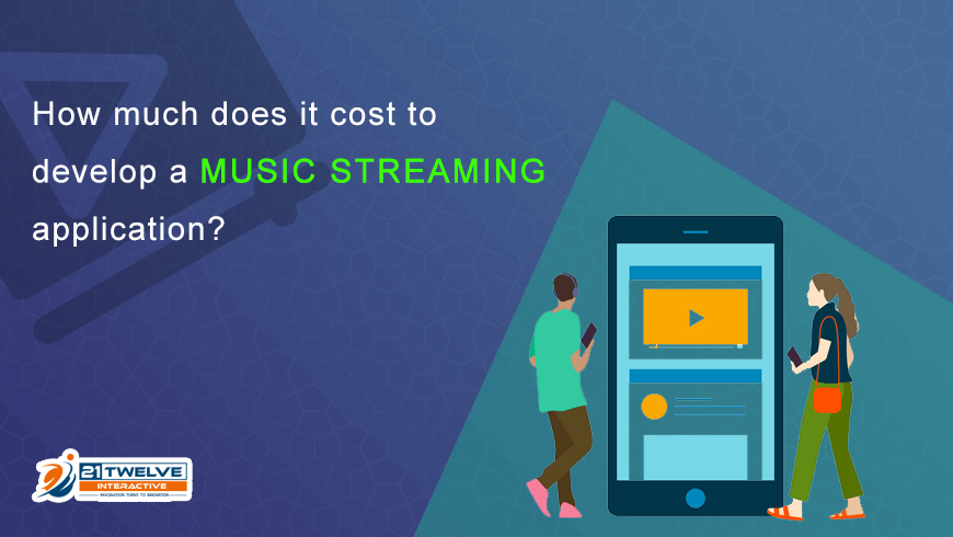 How much does it cost to develop a music streaming application?