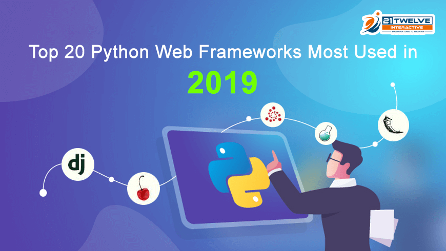 Top 20 Python Web Frameworks to Use in 2019