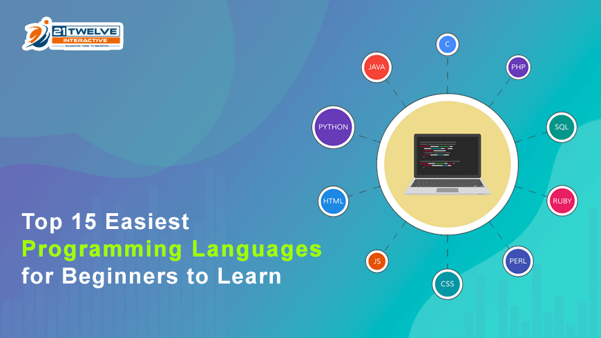 Top 15 Easiest Programming Languages for Beginners to Learn