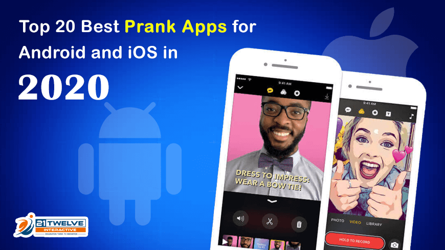 Top 20 Best Prank Apps for Android and iOS in 2020