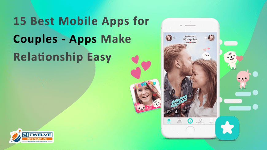 15 Best Mobile Apps for Couples – Apps Make Relationship Easy
