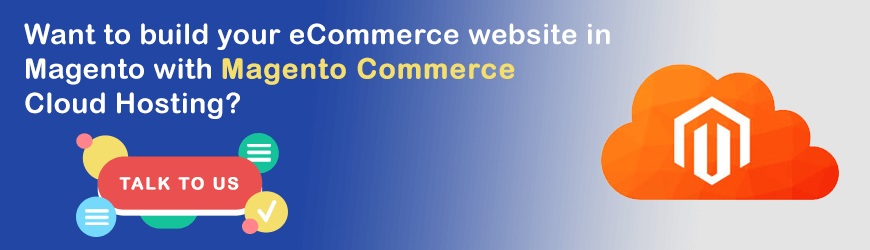 Want to configure your magento website in Commerce Cloud?