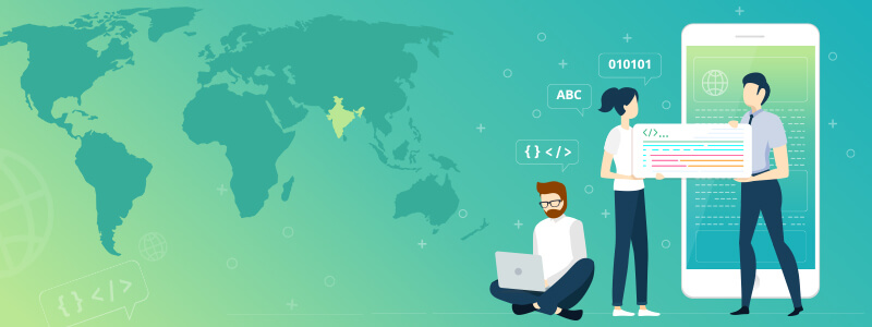 Benefits Outsourcing Mobile App Development India