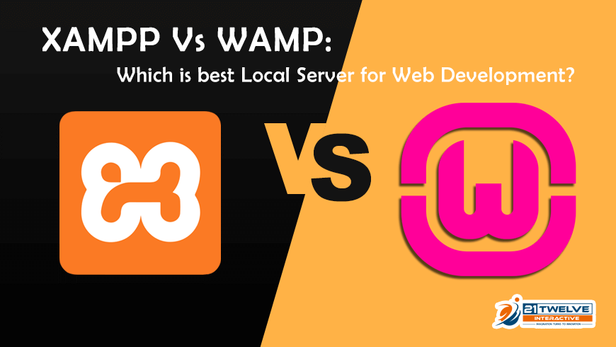 XAMPP Vs WAMP: Which is the Best Local Server for Web Development?