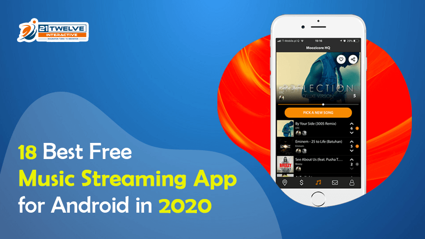 18 Best Free Music Streaming App for Android in 2020