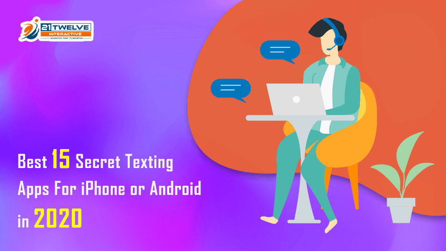 Best 15 Secret Texting Apps For iPhone or Android in 2020