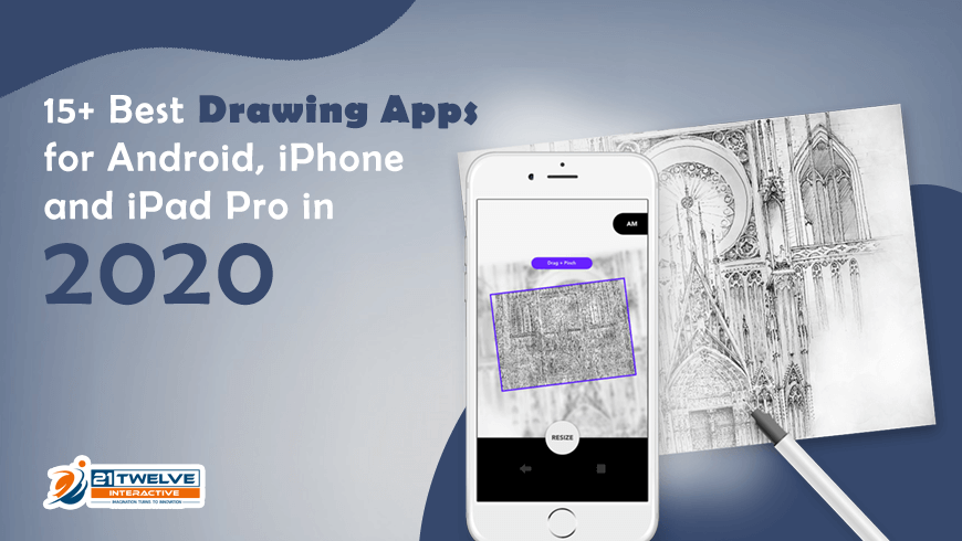 15+ Best Drawing Apps for Android, iPhone and iPad Pro in 2020