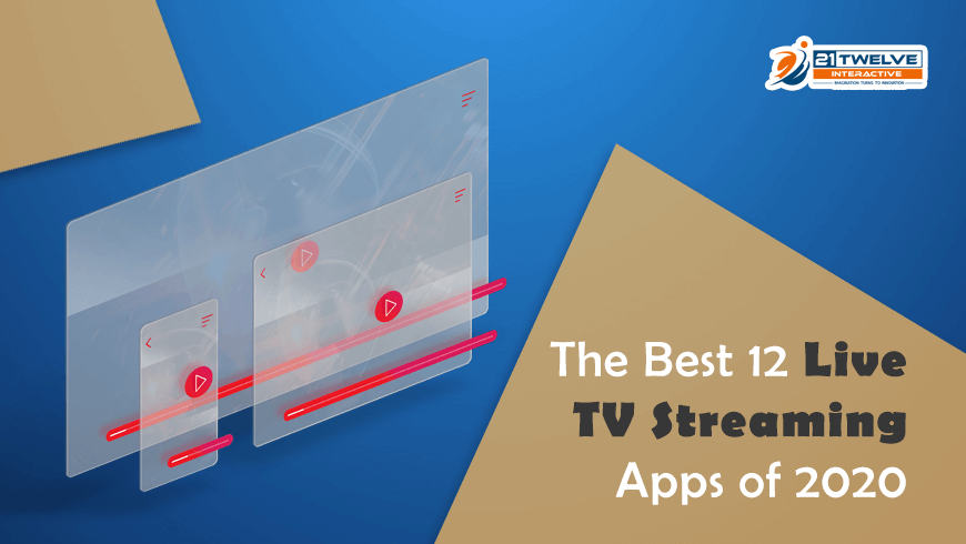 The Best 12 Live TV Streaming Apps of 2020