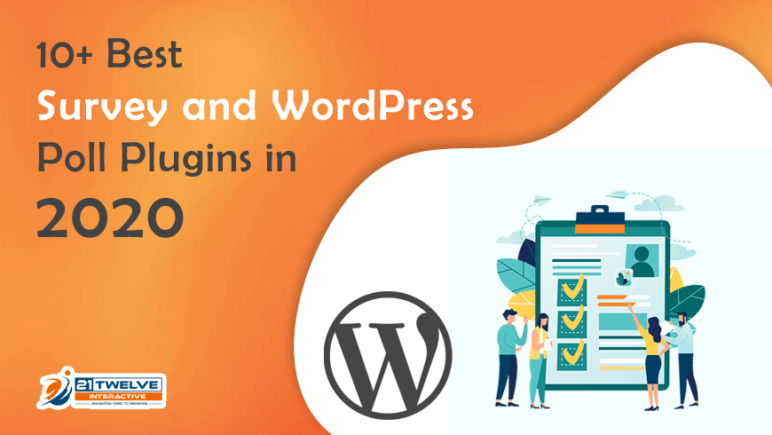 10+ Best Survey and WordPress Poll Plugins in 2020