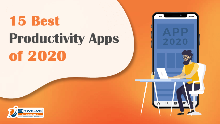 15 Best Productivity Apps of 2020