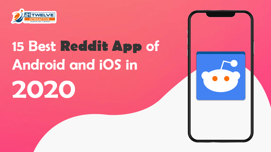 15 Best Reddit App of Android and iOS in 2020