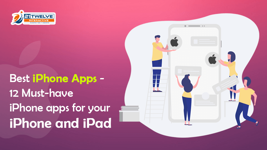 12 Must Have Iphone Apps to Install Now