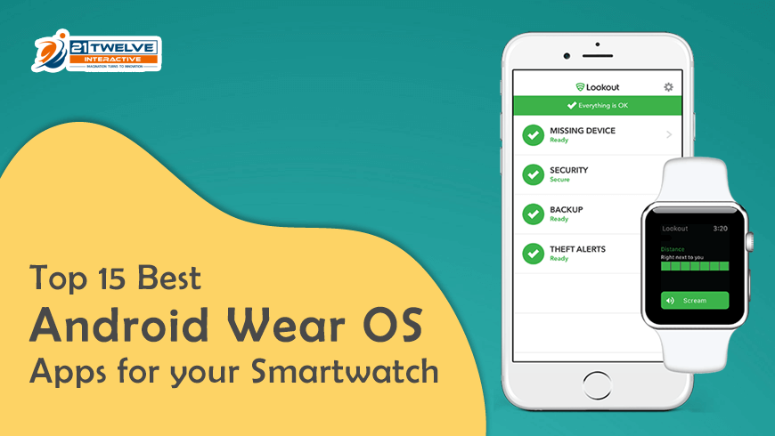 Top 15 Best Android Wear OS Apps for your Smartwatch