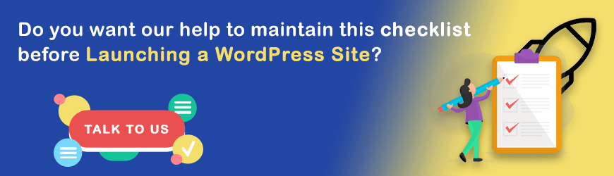 Want any help to maintain your WordPress Website?