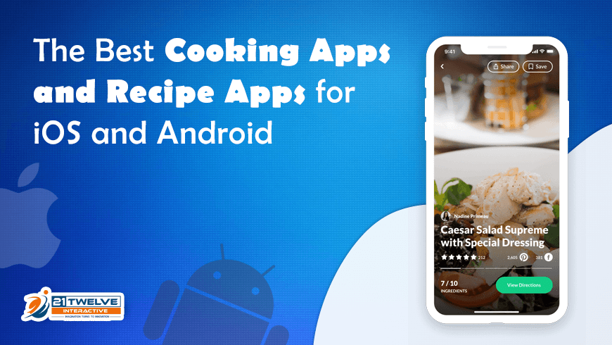10 Best Cooking Apps & Recipe Apps for iOS & Android