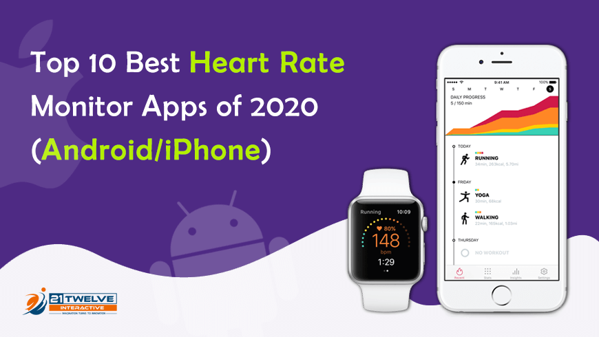 Top 10 Best Heart Rate Monitor Apps of 2020 (Android/iPhone)