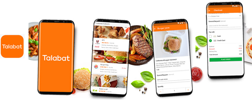 Food Delivery App Development Features