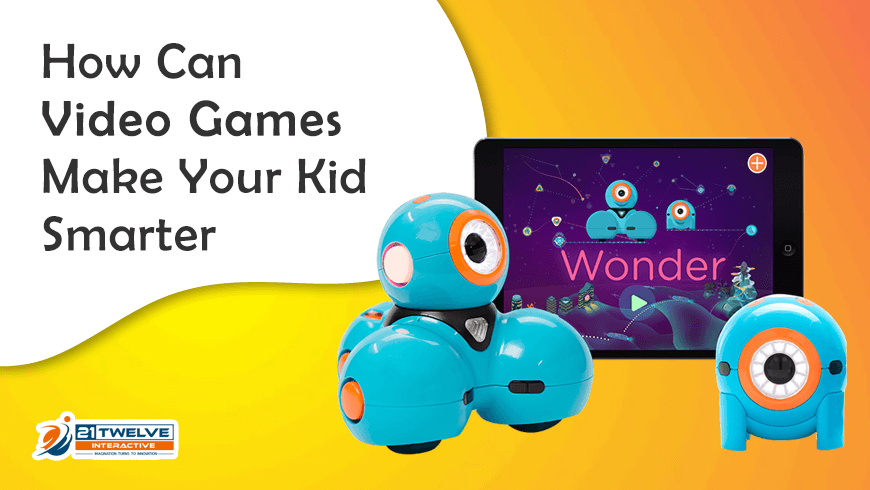 How Can Video Games Make Your Kid Smarter