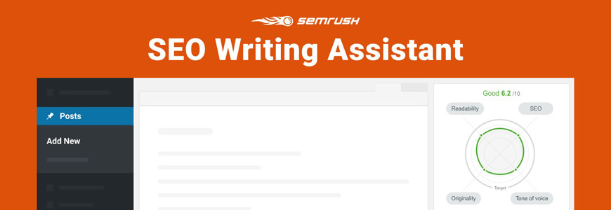 SEMRush Writing Assistant WordPress Plugin
