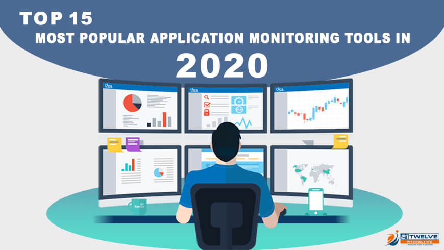 Top 15 Most Popular Application Monitoring Tools in 2020