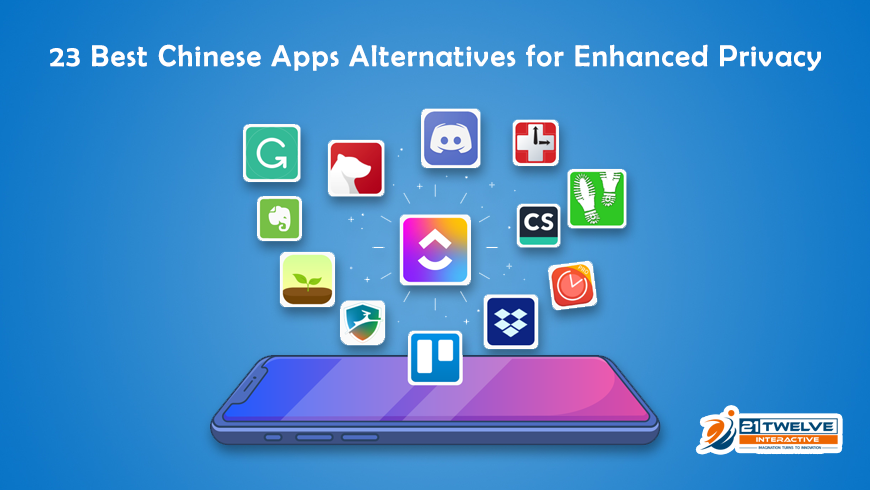 23 Best Alternative Chinese Apps for Enhanced Privacy