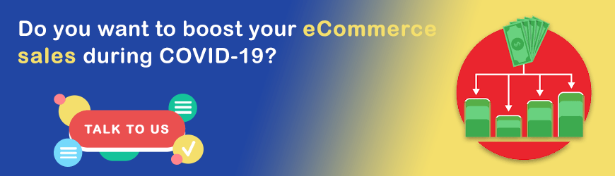 eCommerce startups during COVID 19