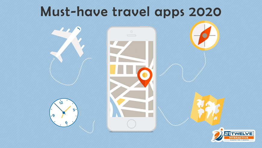 Top Travel Apps for the Upcoming Year of 2021