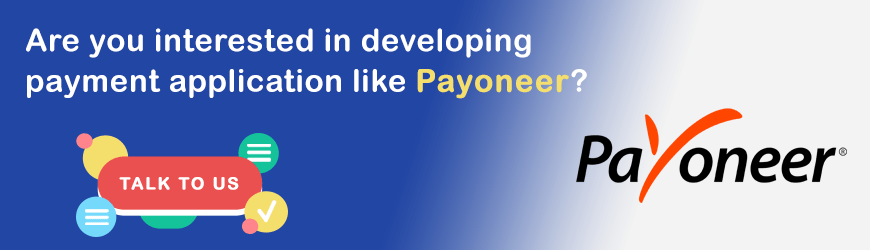 build app like payoneer