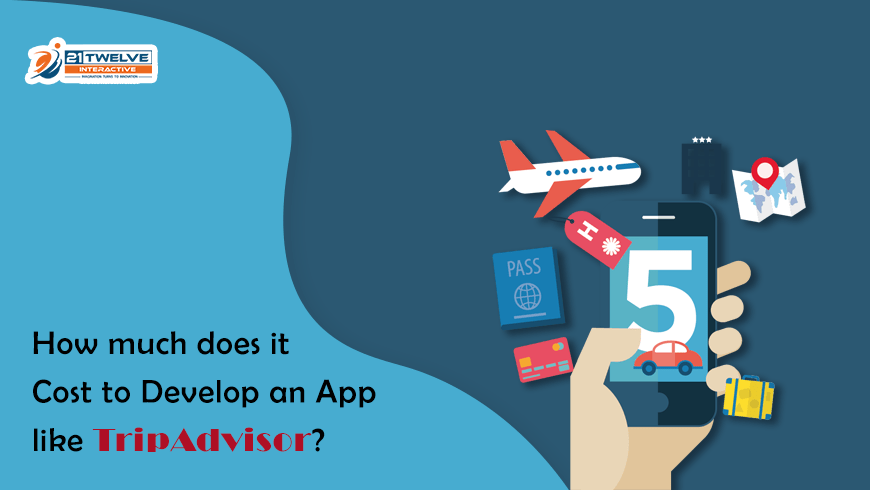 How much does it Cost to Develop an App like Tripadvisor?