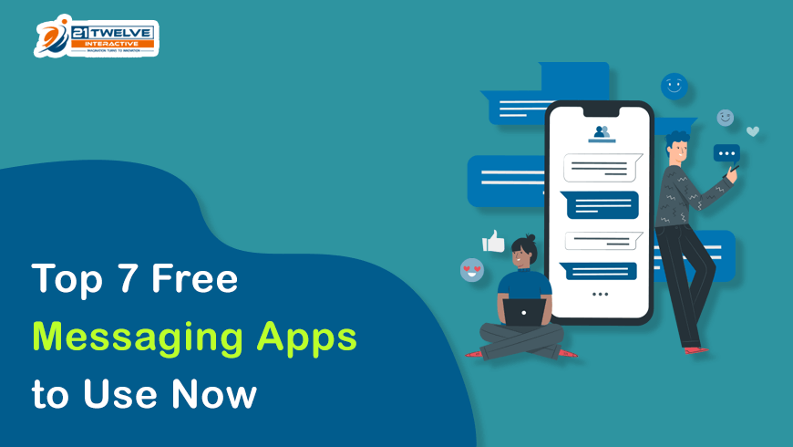 Top 7 Free Messaging Apps to Use Now