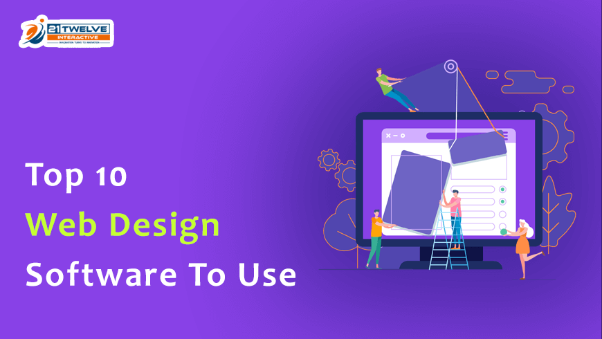 Top 10 Webdesign Software to Use