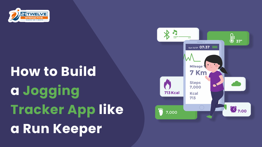 How to Build a Jogging Tracker App like a Runkeeper?