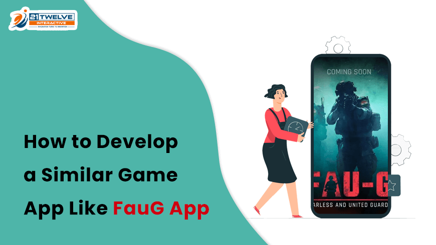 How to Develop a Similar Game App Like FauG App